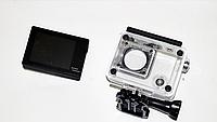 Єкшн-камера Action Camera F88 WiFi 4K 2 экрана, фото 6