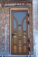 Дверь входная ПВХ