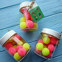 Сахарный скраб для тела в шариках