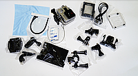 Єкшн-камера Action Camera F88 WiFi 4K 2 экрана, фото 9
