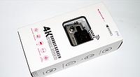 Єкшн-камера Action Camera F88 WiFi 4K 2 экрана, фото 10
