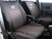 Чехлы Kia Rio III New 2011 цельный, фото 1