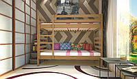 Кровать ТИС Трансформер-1 90*200 Бук, фото 1