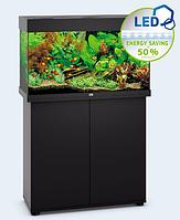Аквариум Juwel (Джувел) RIO 125 LED, чорный 125 литров