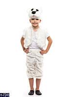 Карнавальный костюм Белый мишка Умка Медведь
