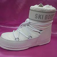 Качественные Луноходы Ski Boot белые