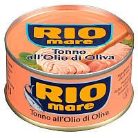 Тунец в оливковом масле Rio Mare All'Olio di oliva, 80 гр