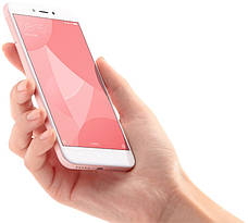 Смартфон Xiaomi-Redmi 4X 3/32GB Pink, фото 2