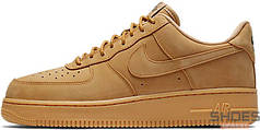 Мужские кроссовки Nike Air Force 1 Low '07 LV8 WB Flax Brown