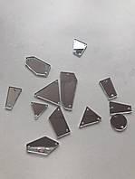 Акриловые стразы (зеркальные) , пришивные