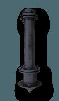 Гидрант пожарный стальной Н-0,5