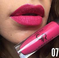 Матовая жидкая помада для губ Golden Rose LongStay liquid Matte Lipstick 7