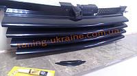 Решетка радиатора на Volkswagen Bora 1998-2004 черная