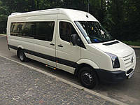 Микроавтобус Volkswagen Crafter 19 мест
