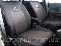 Чехлы Hyundai Accent New 2011