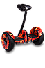 Гироскутер Monorim M1Robot Ninebot mini 10,5 дюймов (Music Edition) Fire (Огонь)