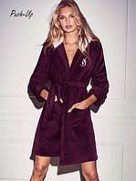 Домашний теплый халат Victoria's Secret