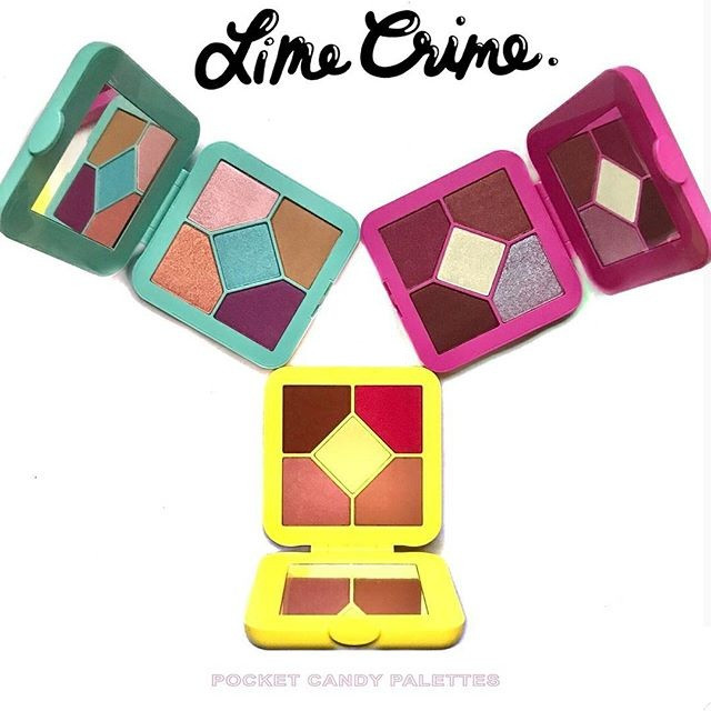 Lime Crime Pocket Candy Palette