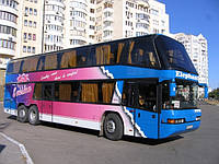 Аренда автобуса Neoplan 75 мест