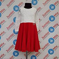 Детское  нарядное платье для девочек  оптом UMBO . ПОЛЬША