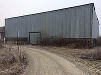 Промышленная площадка на границе с EC