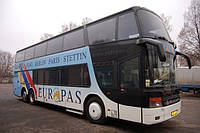 Автобус Setra cо спальными местами