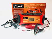Зарядное для аккумуляторов 6/12V 1А/4А Elegant Compact EL 100 415