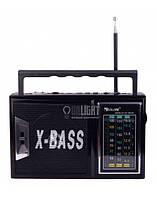 Радио приемник Golon RX-166LED Акция!
