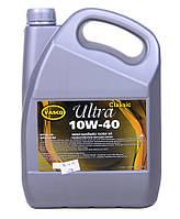 Полусинтетическое моторное масло 10W40 Ultra classic Vasco кан.4л/3,6кг