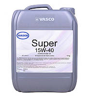 15W40 Super Vasco API SG/CD кан.20л/18кг