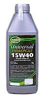 VASCO Universal Diesel 15W40 1л моторное масло минеральное