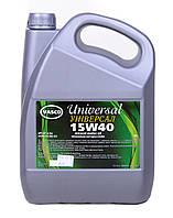 VASCO Universal Diesel 15W40 4л моторное масло минеральное