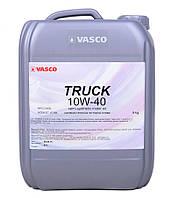 10w40 VASCO TRUCK кан. 9 кг/ 10 л