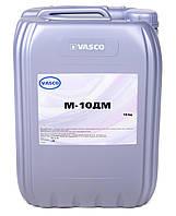 Моторное (турбированное) масло М10ДМ VASCO 20л/18кг