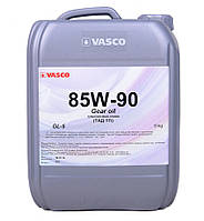 Трансмиссионное масло 85w90 (ТАД-17и)  VASCO GL-5 10л/9кг