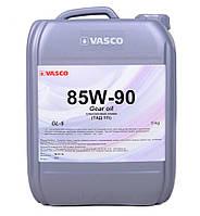 Трансмиссионное масло 85w90 (ТАД-17и)  VASCO GL-5 20л/18кг