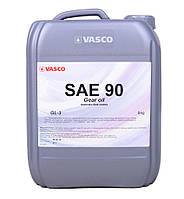Трансмиссионное масло SAE 90 (ТАП-15) GL-3 VASCO 10л/9кг