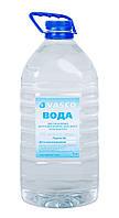 Вода дистиллированная VASCO 5л