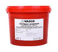Солидол жировой Vasco 4 кг/5 л