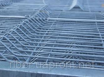 Секция ограждения 200х50мм ф3,0/4,0мм 1,03/2,5м ЭКО КОЛОР (оц.+полимер)