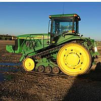 Трактор JOHN DEERE 8410T  2000 года, фото 1