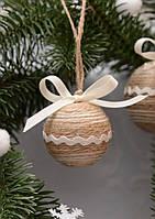 Елочный шарик «Кантри»