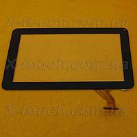 Тачскрин, сенсор  FX-C9.0-0068A-F-02 черный для планшета