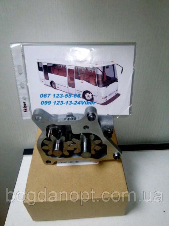Насос масляный автобус Богдан А-091,А-092,Исузу.