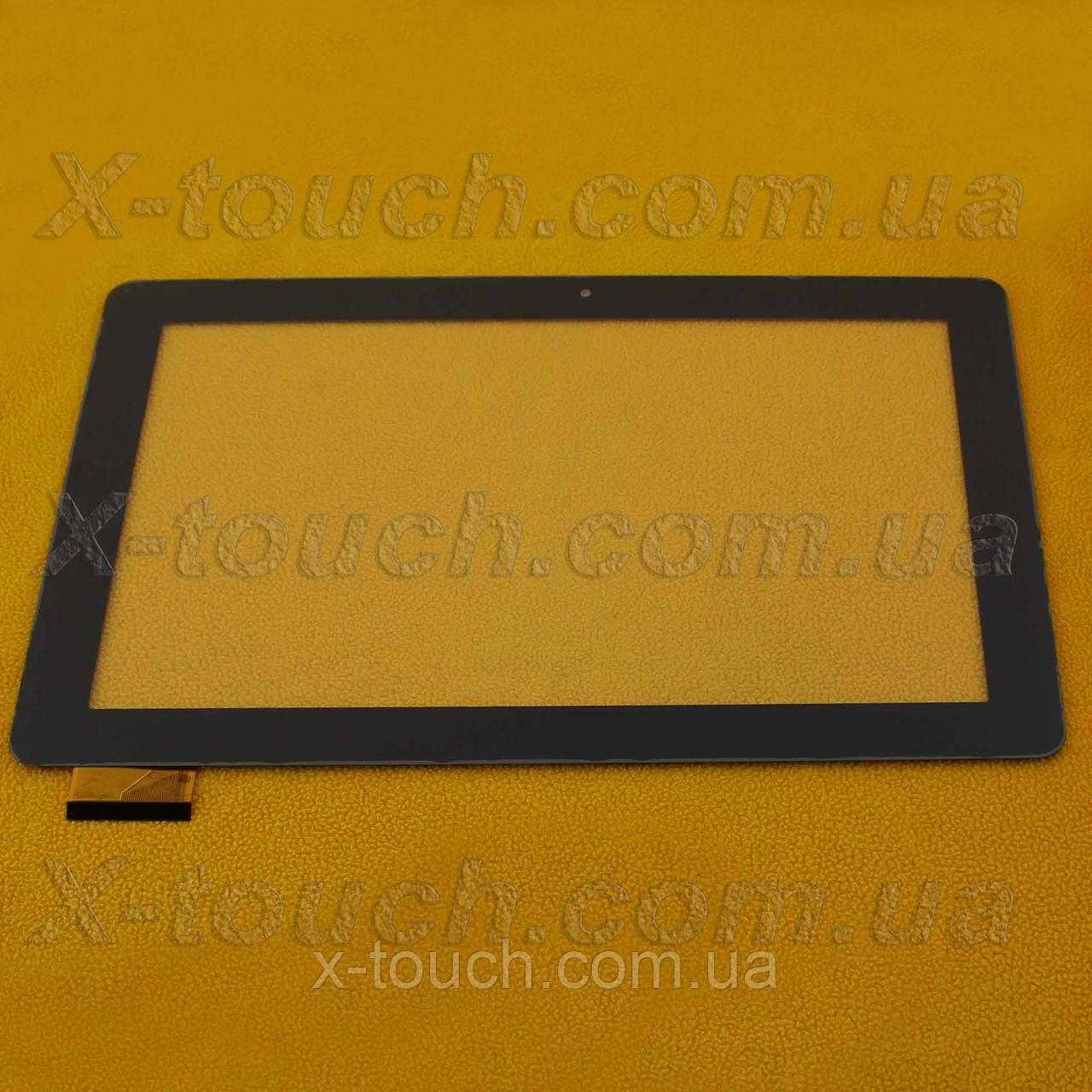 Тачскрин, сенсор HC261159A1 MB1019Q5 FPC017H V2.0 черный для планшета