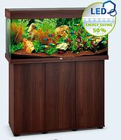 Аквариум Juwel (Джувел) RIO 180 LED, коричневый 180 литров