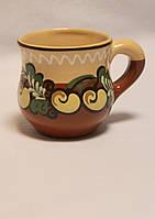Глазурованная чашка для чая