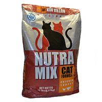 Nutra Mix Cat Original 9,07кг - корм для кошек на основе курицы