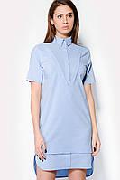 Платье «Ориента» голубого цвета