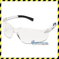 Захисні окуляри MCR Safety Bearkat , прозорі лінзи (США)